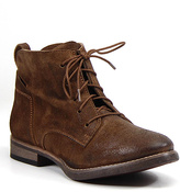 Diba Chestnut Every Thing Suede Boot