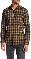 Volcom Fulton Long Sleeve Modern Fit Flannel Shirt