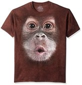 The Mountain Men's Big Face Baby Orangutan T-Shirt