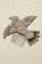 Anthropologie Bird Threadwork Comb