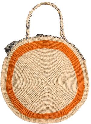 Bonpoint Round Basket Bag Neutral