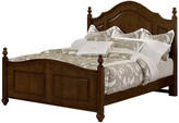Virginia House Nantes Poster Bed, French Cherry, Queen