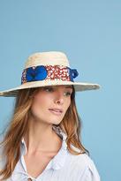 Parme Marin Tadlak Straw Hat