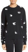 McQ Women's Swallow Sweater
