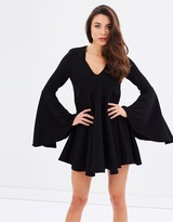 Shona Joy Lori Empire Sleeve Mini Dress