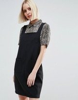 Vero Moda Pinafore Dress
