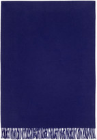Etudes Blue Magnolia Scarf