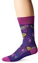 Bugatchi Men's Paisley Fancy Sock