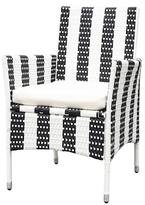 Safavieh Kendrick Striped Chairs (Set of 2)