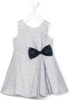 Hucklebones London - Confetti Jacquard Bodice dress - kids - Cotton/Polyester/Acetate - 2 yrs