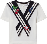 Dolce & Gabbana White Sailor Tee