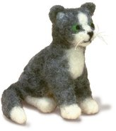 Dimensions Cat Needle Felt Kit, Multi-Colour