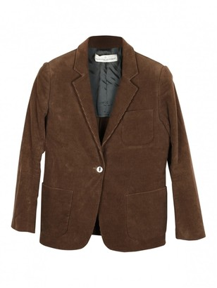 Golden Goose Brown Cotton Jackets