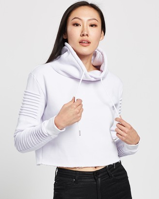 nANA jUDY Adeline Crop Sweater
