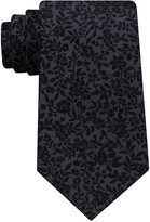 Sean John Men's Floral Solid Tie