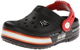 Crocs Kids' crocslights Star Wars Vader Light-Up Clog (Toddler/Little Kid)