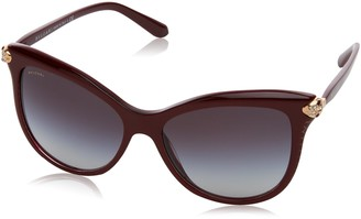 Bulgari Women's 0BV8188B 54308G 57 Sunglasses