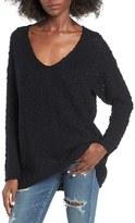 Astr Women's Slash Back Sweater