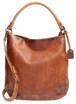 Frye Melissa Washed Leather Hobo