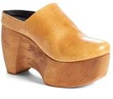 Simon Miller x Reinhard Plank Tall Wooden Clog (Women)