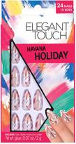 Elegant Touch Holiday Collection Havana Nails
