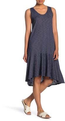 Caslon Drop Waist Midi Dress