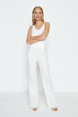 Coast Lace Trouser