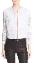 Helene Berman Women's Lace Crop Jacket