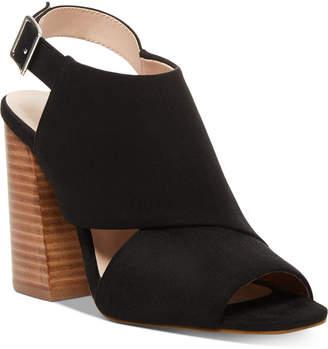 Madden-Girl Caroline Flare-Heel City Sandals