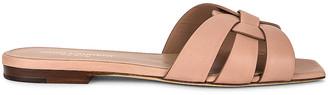 Saint Laurent Nu Pieds Sandals in | FWRD