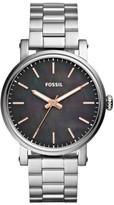 Fossil Women's Original Boyfriend Bracelet Watch, 38Mm