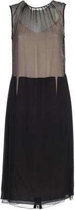 N°21 N.21 Dress W/s Chiffon Crepe W/zip Behind