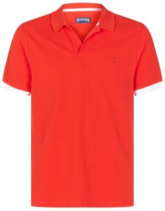 Vilebrequin Embroidered Logo Polo Shirt