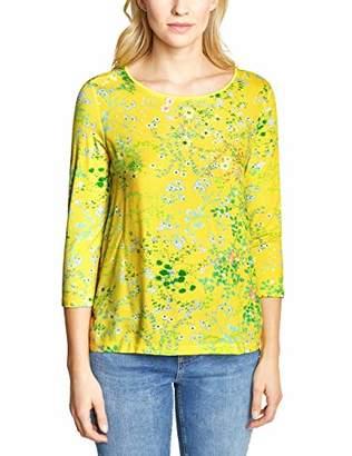 Street One Women's Evi Longsleeve T-Shirt,18 (Size: )