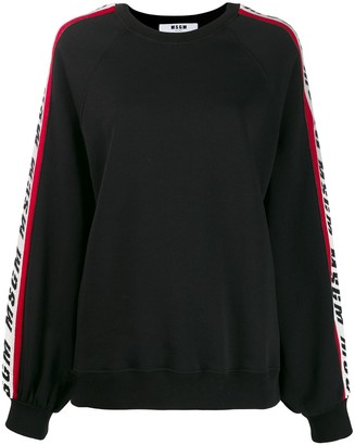 MSGM Side Logo Sweatshirt