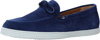 Le Coureur Suede Loafer