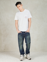 Levi's Denim Classic 501 Washed Jeans
