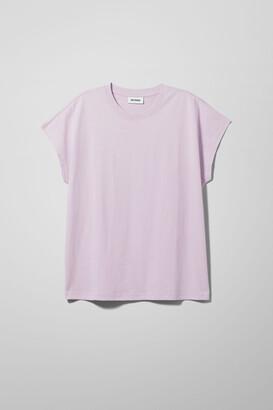 Weekday Bree T-shirt - Black