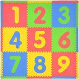 Tadpoles Playmat Set, Numbers by