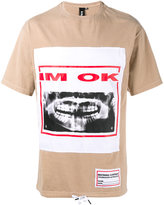 Liam Hodges - I'm OK printed t-shirt - men - Cotton - XS
