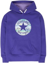 Converse Candy Grape Pullover Hoodie - Girls