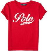 Polo Ralph Lauren Cotton Graphic Tee