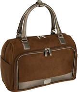 """Diane von Furstenberg Women's Viaggi 16"""" Tote - Dark Brown Casual Handbags"""