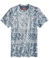 American Rag Men's Slim-Fit Mixed-Print T-Shirt, Created for Macy's