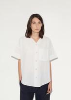 Julien David Washed Cotton Shirt