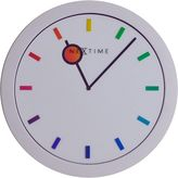 Nextime Color Change Dash Wall Clock