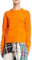 J.W.Anderson Women's Multi Pocket Crewneck Sweater