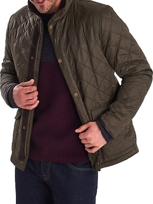 Barbour Blunk Quilted Jacket