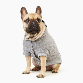Roots Pooch Salt and Pepper Hoody Size 16