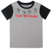 True Religion Boys' Walking Skeletons Tee - Sizes 2-7